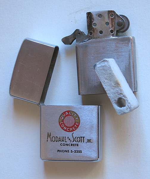 how to change a zippo fuse